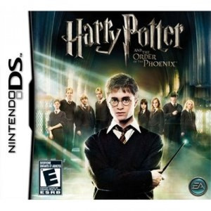 Harry Potter and the Order of the Phoenix - DS Game