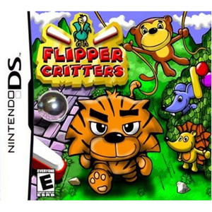 Flipper Critters - DS Game
