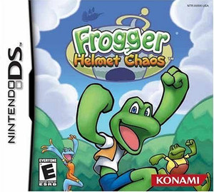 Frogger Helmet Chaos - DS Game