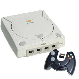 Sega Dreamcast Player Pak Discounted