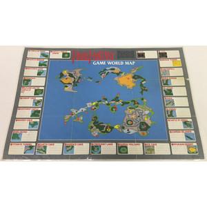 Final Fantasy World Map