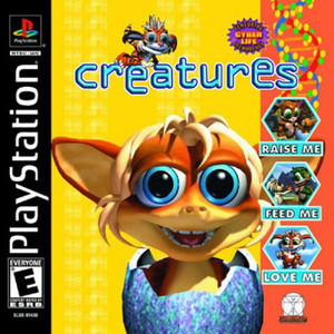 Creatures - PS1 Game