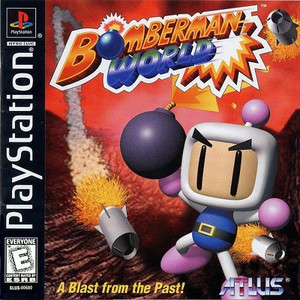 Bomberman World - PS1 Game