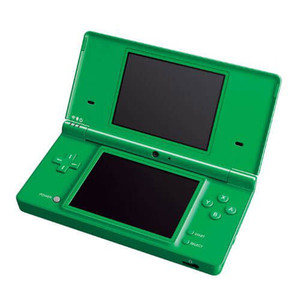 Nintendo DSi Green Handheld System w/ Charger
