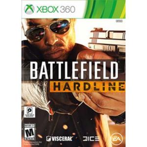 Battlefield Hardline - Xbox 360 Game