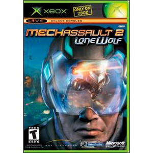 MechAssault 2: Lone Wolf Limited Edition - Xbox Game