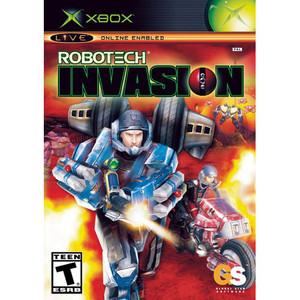 Robotech: Invasion - Xbox Game