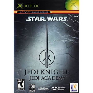 Star Wars Jedi Knight: The Academy - Xbox Game