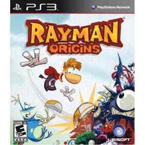 Rayman Origins - PS3 Game