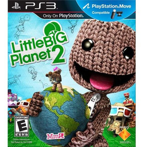 Little Big Planet 2 - PS3 Game