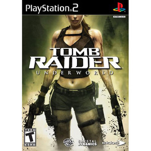 Tomb Raider Underworld - PS2 Game