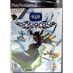 EyeToy AntiGrav - PS2 Game