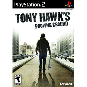 Tony Hawk's Proving Ground - PS2 Game
