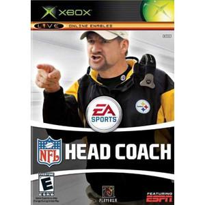 NFL Head Coach - Xbox Game