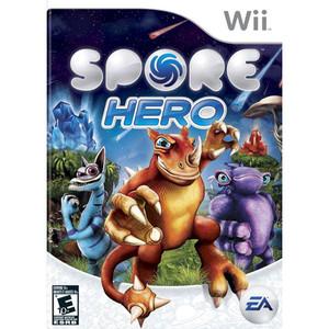 Spore Hero - Wii Game