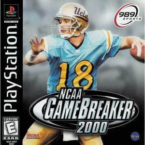 NCAA Game Breaker 2000 - PS1 Game