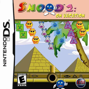 Snood 2: On Vacation - DS Game