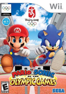 New Sealed Mario & Sonic at the Olympic Games Beijing 2008 - Wii Game