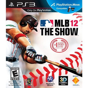 New Factory Sealed MLB 12 The Show - PS3 Game