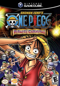 One Piece Pirate's Carnival - GameCube Game