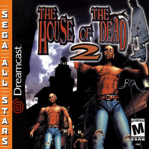 Complete House of the Dead 2 Sega All Stars, The - Dreamcast Game