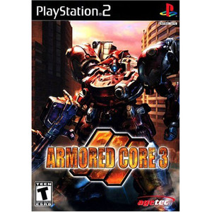 Armored Core 3 - PS2 Game