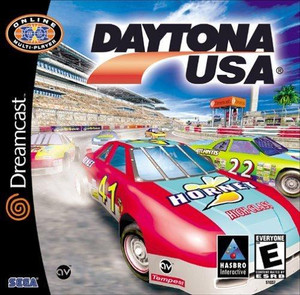 Daytona USA - Dreamcast Game