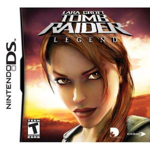 Tomb Raider Legend - DS Game