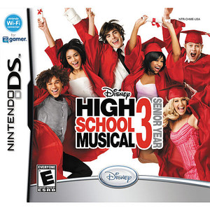 High School Musical 3 Senior Year - DS Game