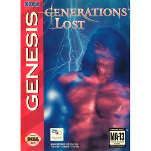 Generations Lost - Genesis