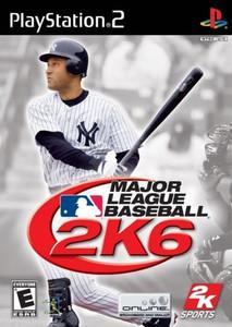 Major League Baseball 2K6 - PS2 Game