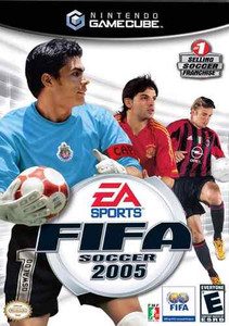 Fifa Soccer 05 - GameCube Game