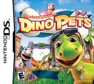 Dino Pets - DS Game