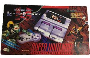 SNES Killer Instinct Set Control Set Complete in Box