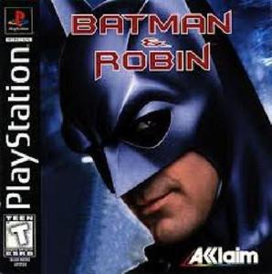 Batman & Robin - PS1 Game