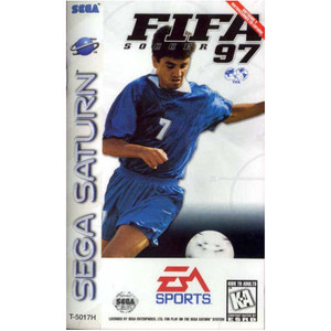 Fifa Soccer 97 - Saturn Game