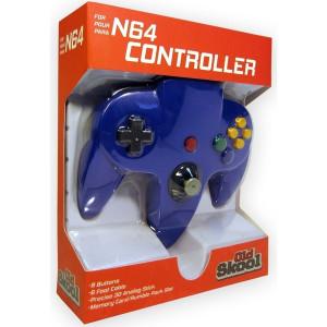 New Replica Controller Blue - N64