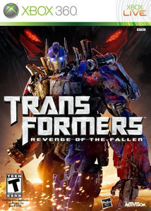 Transformers Revenge of the Fallen - Xbox 360 Game