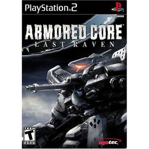 Armored Core Last Raven - PS2 Game
