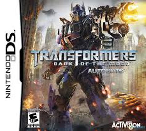 Transformers Dark of the Moon Autobots - DS Game