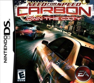 Need for Speed Carbon Own the City - DS Game