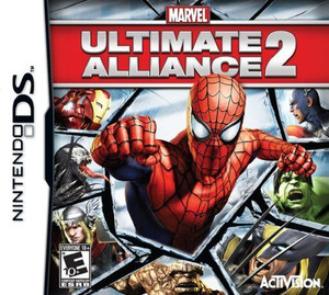 Marvel Ultimate Alliance 2 - DS Game