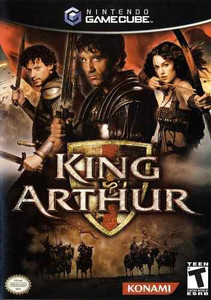 King Arthur - GameCube Game