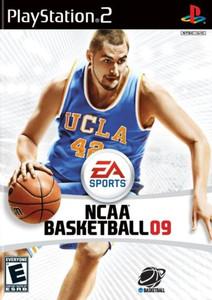 NCAA 2009 College Basketball - PS2 Game