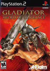 Gladiator Sword of Vengeance - PS2 Game