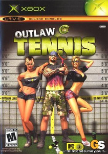 Outlaw Tennis - Xbox Game