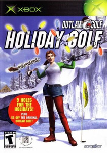 Outlaw Holiday Golf - Xbox Game