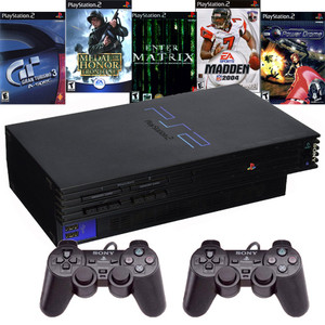 PS2 5 Game Starter Bundle Pak
