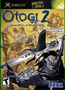 Otogi 2: Immortal Warriors - Xbox Game