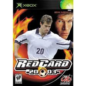 Red Card 2003 - Xbox Game